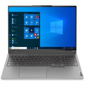 """Laptop Lenovo ThinkBook 16p Gen 2 20YM001SPB - Ryzen 5 5600H, 16"""" WQXGA IPS, RAM 16GB, 512GB, GF RTX 3060, Szary, Windows 10 Home, 1DtD - zdjęcie 4"""