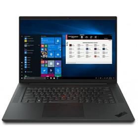"Laptop Lenovo ThinkPad P1 Gen 4 20Y3000BPB - i7-11850H, 16"" WQUXGA IPS HDR MT, RAM 32GB, SSD 1TB, RTX A2000, 5G, Windows 10 Pro, 3OS-Pr - zdjęcie 7"