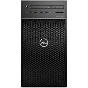 Stacja robocza Dell Precision 3640 1024283597952 - Mini Tower, i5-10600, RAM 16GB, SSD 512GB, Quadro P620, DVD, Win10 Pro, 3OS