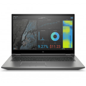 "Laptop HP ZBook Fury 17 G8 4A6B1EA - i7-11850H, 17,3"" FHD IPS, RAM 32GB, SSD 1TB, Quadro RTX A3000, Szary, Windows 10 Pro, 3 lata DtD - zdjęcie 4"