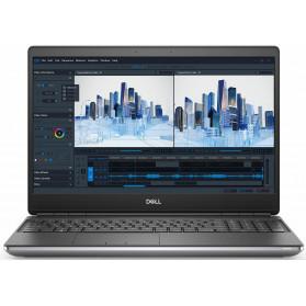 "Laptop Dell Precision 7560 N004P7560EMEA_VIVP - i7-11850H, 15,6"" FHD IPS, RAM 32GB, 1TB, Quadro RTX A2000, Szary, Windows 10 Pro, 3OS - zdjęcie 6"
