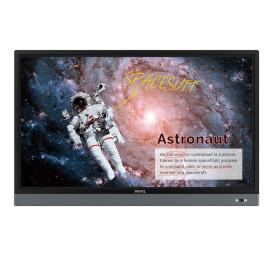 "Monitor Benq RM6501K 9H.F4PTK.DE2 - 65"", 3840x2160 (4K), TN, 6 ms, dotykowy - zdjęcie 1"