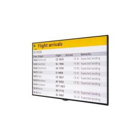 "Monitor Toshiba TD-P553V - 55"", 1920x1080 (Full HD), IPS, 6,5 ms, pivot - zdjęcie 2"