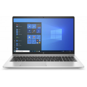 "Laptop HP ProBook 450 G8 43A20EA - i5-1135G7/15,6"" Full HD IPS/RAM 8GB/SSD 256GB/Srebrny/Windows 10 Pro/3 lata On-Site"