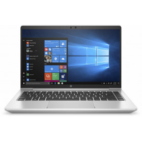 "Laptop HP ProBook 440 G8 2E9G4EA - i3-1115G4/14"" Full HD IPS/RAM 8GB/SSD 256GB/Srebrny/Windows 10 Home/3 lata On-Site"