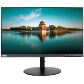 """Monitor Lenovo ThinkVision T22i-10 61A9MAT1EU - 21,5"""", 1920x1080 (Full HD), IPS, 6 ms, pivot, Czarny - zdjęcie 4"""