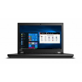 "Laptop Lenovo ThinkPad P53 20QN000HPB - i7-9850H, 15,6"" Full HD IPS HDR, RAM 16GB, SSD 512GB, NVIDIA Quadro T1000, Windows 10 Pro - zdjęcie 9"