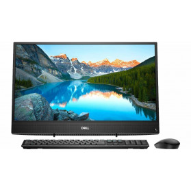 "Komputer All-In-One Dell Inspiron 3480 3480-7080 - i3-8145U, 23,8"" Full HD dotykowy, RAM 8GB, HDD 1TB, Windows 10 Pro - zdjęcie 3"