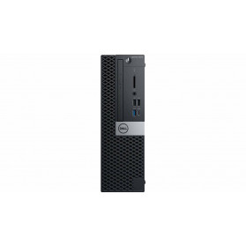 Komputer Dell OptiPlex 5070 N011O5070SFF - SFF, i5-9500, RAM 8GB, SSD 512GB, DVD, Windows 10 Pro - zdjęcie 4