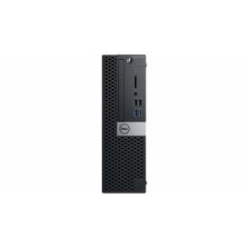 Komputer Dell OptiPlex 7070 N011O7070SFF - SFF, i7-9700, RAM 8GB, SSD 256GB, DVD, Windows 10 Pro - zdjęcie 4