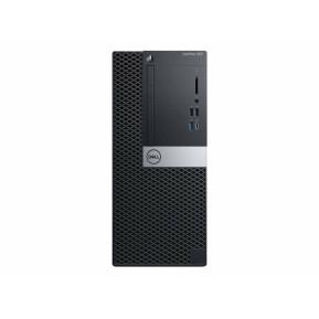 Komputer Dell OptiPlex EX3 1020406880036 - Mini Tower, i5-8500, RAM 8GB, SSD 256GB + HDD 1TB, DVD, Windows 10 Pro - zdjęcie 4