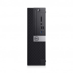Komputer Dell Optiplex 7060 N043O7060SFF_53220518_1 - SFF, i7-8700, RAM 8GB, SSD 256GB, DVD, Windows 10 Pro - zdjęcie 4