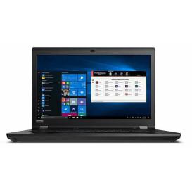 "Laptop Lenovo ThinkPad P73 20QR002APB - i7-9750H, 17,3"" FHD IPS, RAM 16GB, SSD 256GB + HDD 1TB, NVIDIA Quadro T2000, Windows 10 Pro - zdjęcie 7"