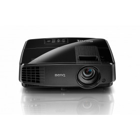 Projektor Benq MS506 9H.JA477.14E - 800x600 (SVGA), 4:3, 3200 lm, 13000:1, 4 000 godzin - zdjęcie 8