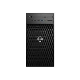 Stacja robocza Dell Precision 3630 1028284199726 - Mini Tower, i5-8600, RAM 8GB, SSD 256GB, Radeon Pro WX2100, DVD, Windows 10 Pro - zdjęcie 3