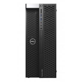 Stacja robocza Dell Precision 5820 1013832853115 - Tower, i9-9980XE, RAM 64GB, SSD 4TB + HDD 4TB, Quadro P6000, DVD, Windows 10 Pro - zdjęcie 2