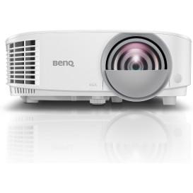 Projektor Benq PJ MX808ST 9H.JGP77.13E - 1024x768 (XGA), 4:3, 3000 lm, 20000:1, 5 000 godzin - zdjęcie 3