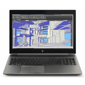 "Laptop HP ZBook 15 G6 6TV18EA - i7-9850H, 15,6"" Full HD dotykowy, RAM 32GB, SSD 512GB, NVIDIA Quadro T2000, Windows 10 Pro - zdjęcie 7"