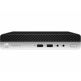 Komputer HP ProDesk 405 G4 6XB53EA - Mini Desktop, AMD Ryzen 5 PRO 2400GE , RAM 8GB, SSD 256GB, Windows 10 Pro - zdjęcie 3