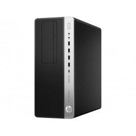 Komputer HP EliteDesk 800 G5 7PE86EA - Tower, i5-9500, RAM 8GB, SSD 256GB, DVD, Windows 10 Pro - zdjęcie 4