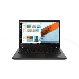 """Laptop Lenovo ThinkPad T490 20N2006EPB - i5-8265U, 14"""" Full HD IPS, RAM 8GB, SSD 256GB, Modem LTE, Windows 10 Pro, 3 lata On-Site - zdjęcie 6"""