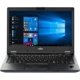 """Laptop FUJITSU LIFEBOOK E549 VFY:E5490M151SPL - i5-8265U, 14"""" Full HD, RAM 8GB, SSD 256GB, Czerwony, Windows 10 Pro - zdjęcie 4"""