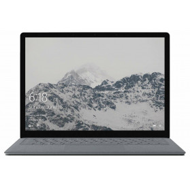 "Laptop Microsoft Surface Laptop 2 LQR-00012 - i7-8650U, 13,5"" 2256x1504 MT, RAM 8GB, SSD 256GB, Platynowy, Windows 10 Pro, 2 lata DtD - zdjęcie 5"