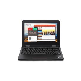 "Laptop Lenovo ThinkPad 11e Yoga Gen 5 20LM0000PB - Celeron N4100, 11,6"" HD IPS MT, RAM 4GB, eMMC 128GB, Windows 10 Home, 1 rok DtD - zdjęcie 7"