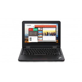 "Laptop Lenovo ThinkPad 11e Yoga Gen 5 20LM0000PB - Celeron N4100, 11,6"" HD IPS MT, RAM 4GB, SSD 128GB, Windows 10 Home, 1 rok DtD - zdjęcie 7"