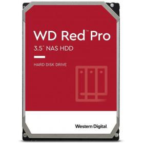 """Dysk HDD 8 TB SATA 3,5"""" WD Red Pro WD8003FFBX - 3,5"""", SATA III, 235-235 MBps, 256 MB, 7200 rpm - zdjęcie 1"""