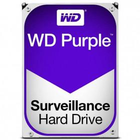 """Dysk HDD 14 TB SATA 3,5"""" WD Purple WD140PURZ - 3,5"""", SATA III, 255-255 MBps, 512 MB, 7200 rpm - zdjęcie 1"""