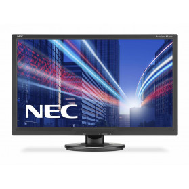 "Monitor NEC AccuSync AS242W black 60003810 - 24"", 1920x1080 (Full HD), 60Hz, TN, 5 ms - zdjęcie 7"