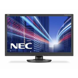 "Monitor NEC AccuSync AS242W black 60003810 - 24"", 1920x1080 (Full HD), 76Hz, TN, 5 ms, Czarny - zdjęcie 7"