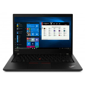 "Laptop Lenovo ThinkPad P14s Gen 2 21A0000UPB - Ryzen 7 PRO 5850U/14"" FHD IPS/RAM 16GB/SSD 512GB/Windows 10 Pro/3 lata OS-Pr"