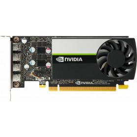 NVIDIA T600 4 GB GDDR6 LP Blower Fan 4mDP PCIe x16 Graphics - 340K9AA - zdjęcie 1