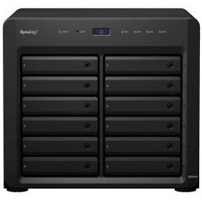 Serwer NAS Synology Desktop Plus DS2419+II - Desktop, Intel Atom C3538, 4 GB RAM, 12 wnęk, hot-swap, 3 lata Door-to-Door - zdjęcie 3