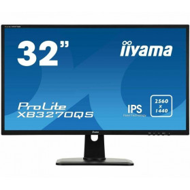 "Monitor iiyama ProLite XB3270QS-B1 A - 31,5"", 2560x1440 (QHD), IPS, 4 ms - zdjęcie 6"