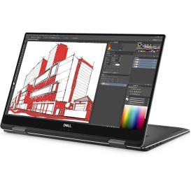 "Laptop Dell Precision 5530 2-in-1 1024265551738 - i7-8706G, 15,6"" Full HD IPS dotykowy, RAM 16GB, SSD 512GB, Srebrny, Windows 10 Pro - zdjęcie 7"