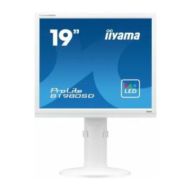"""Monitor iiyama ProLite B1980SD-W1 A - 19"""", 1280x1024 (SXGA), 5:4, TN LED, 5 ms, pivot - zdjęcie 5"""