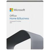 Oprogramowanie biurowe Microsoft Office 2021 Home & Business BOX PL P8 Win, Mac - T5D-03539 - zdjęcie 1