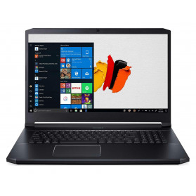 "Laptop ConceptD 5 CN517-71 NX.C52EP.001 - i7-9750H, 15,6"" 4K IPS, RAM 32GB, SSD 1TB, GeForce RTX 2060, Windows 10 Pro, 2 lata DtD - zdjęcie 8"