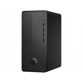 Komputer HP Desktop Pro 9DP42EA - Desktop, i3-9100, RAM 8GB, SSD 256GB, DVD, Windows 10 Pro, 1 rok On-Site - zdjęcie 4