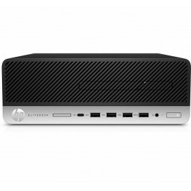 Komputer HP EliteDesk 705 G5 8RM26EA - SFF, Ryzen 3 PRO 3200G, RAM 8GB, SSD 256GB, Radeon Vega 8, DVD, Windows 10 Pro, 3 lata On-Site - zdjęcie 3