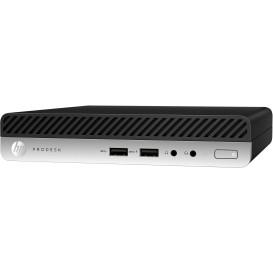 Komputer HP ProDesk 400 G5 7EM17EA - Mini Desktop, i3-9100T, RAM 8GB, SSD 256GB, Windows 10 Pro, 3 lata On-Site - zdjęcie 4