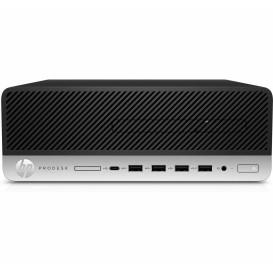 Komputer HP ProDesk 405 G4 9DN64EA - SFF, Ryzen 3 PRO 2200G , RAM 8GB, SSD 256GB, Radeon Vega 8, DVD, Windows 10 Pro, 1 rok On-Site - zdjęcie 3