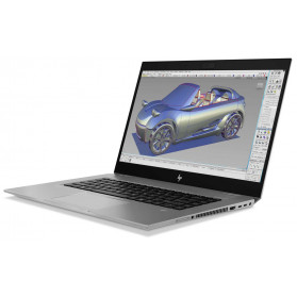 "Laptop HP ZBook Studio G5 6TW41EA - i7-9750H, 15,6"" FHD IPS, RAM 16GB, SSD 512GB, Quadro P1000, Szary, Windows 10 Pro, 3 lata DtD - zdjęcie 7"