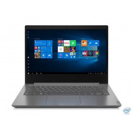 """Laptop Lenovo V14-IIL 82C400A8PB - i5-1035G1, 14"""" Full HD, RAM 8GB, SSD 256GB, Szary, Windows 10 Home, 2 lata Door-to-Door - zdjęcie 4"""