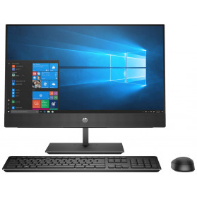 "Komputer All-in-One HP ProOne 440 G5 7EM21EA - i5-9500T, 23,8"" FHD IPS, RAM 8GB, SSD 256GB, Czarny, WiFi, DVD, Windows 10 Pro, 3 lata OS - zdjęcie 3"