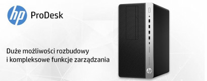 Komputery HP ProDesk