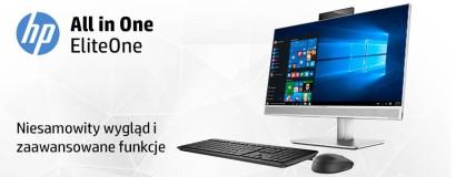 Komputery All in One HP EliteOne